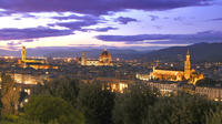 Private Florence Tour by Luxury Cars: City Highlights or Gregorian Chants