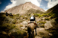 7-Day Andes Crossing from Mendoza to Chile by Horse