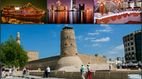 Full-Day City Tour and Dhow Dinner Cruise in Dubai