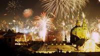 New Year's Eve Party Crawl in Prague