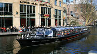 Hard Rock Café Burger Cruise in Amsterdam