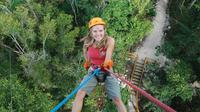 Extreme Adventure and Snorkel Combo Tour from Riviera Maya