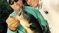 Adventure Airboat Bass Fishing