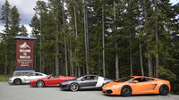 Sea to Sky Exotic Driving: The Whistler Experience