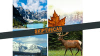 YYC Airport or Downtown Hotel going to LAKE LOUISE - Private Transfer GOOD DEAL! Private Car Transfers