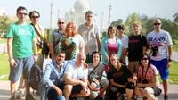Taj Mahal and Agra Tour By Car From Delhi