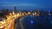 Shanghai City Bus Tour