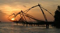 AIDA Kochi Shore Excursion: Fort Kochi and Backwater Houseboat Tour
