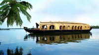 Kochi Shore Excursion: Private Kerala Backwater Houseboat Day Cruise