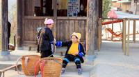 Guilin Private Tour: Longji Rice Terraces Day Tour in Longsheng
