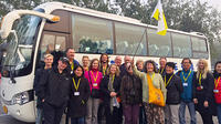 One Day Xian Bus Tour to Terracotta Warriors and Horses Museum plus Small Wild Goose Pagoda and City Wall