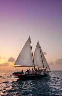 Small Group Sunset Sail with Wine