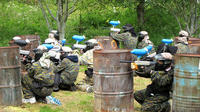 Paintball at Aberfeldy