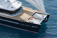 Daytime or Sunset Catamaran Cruise from Cannes with Optional Lunch or Champagne