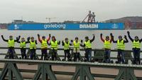 Segway Harbour Tour Of Gothenburg