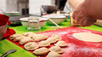 Learn how to make pierogis!*