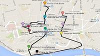 Portos Downtown Walking Tour