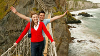 Giant's Causeway and Carrick-a-Rede Rope Bridge Day Trip from Dublin