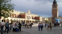 History City Tour of Krakow by Minibus