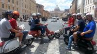 Rome by Vintage Vespa - Classic Rome Tour