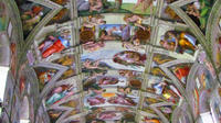 Early Access Sistine Chapel Small-Group Tour