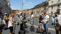 Rome's Fountains and Square Segway Tour