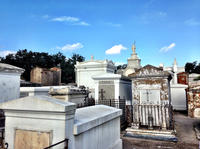 St Louis Cemetery Tour