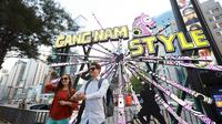 Small-Group Tour of Gangnam District
