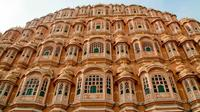 Four-Day Private Luxury Golden Triangle Tour to Agra and Jaipur From New Delhi