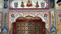 Paintings on Mandawa Havelis*