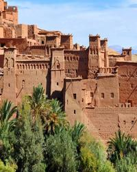 3-Day Private Desert Tour from Marrakech to Fez: Ouarzazate, Sahara Desert Camel Trek and Berber Village Visit