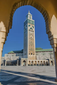 Casablanca Shore Excursion: Private Half-Day Sightseeing Tour