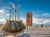 Casablanca Shore Excursion: Private Day Trip to Rabat*