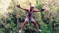1-Day Rock Climbing and Treetop Zipline Adventure in Krabi