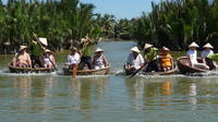 Basket Boat and Bike Tour in Hoi An
