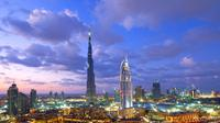 Dubai City Tour including Burj Khalifa 124th Floor Entry Ticket and Marina Dinner Dhow Cruise