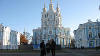 St Petersburg in A Day: Private City Tour, Hermitage Museum and Church of the Savior on Spilled Blood