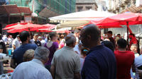 The quaint fish market of Catania*