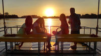 Pantanal Carioca Sightseeing Boat Tour with Optional Lunch