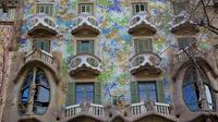 Gay-Friendly Gaudi Private Walking Tour with Skip the Line Casa Batllo