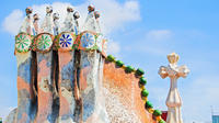 Gay-Friendly Gaudi Private Walking Tour with Skip the Line Casa Batllo
