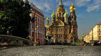 Private 3-hour City Tour of St. Petersburg