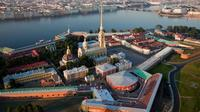 Private 4-Hour Sightseeing Tour of St Petersburg and Optional Boat Cruise on the Neva River