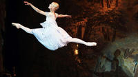 3-Course Traditional Russian Lunch with Russian Vodka Shot and Classical Ballet Evening in Moscow in July or August