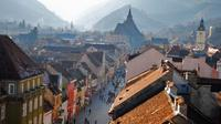 Day Trip Through Brasov in Transylvania and Bran, Peles, and Rasnov Castles