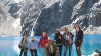 69 Lake In Cordillera Blanca From Huaraz
