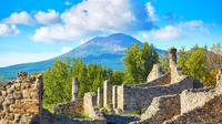 Full Day Tour of Pompeii and Mount Vesuvius from Positano