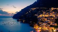 Positano Dinner and Fireworks Boat Tour from Sorrento