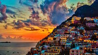 Promenade in Positano: Evening Small Group Tour from Sorrento