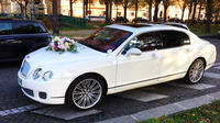 Paris Airports Drop-off in a Luxurious Bentley Private Car Transfers